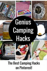 Camping Hacks that are Pure Genius!
