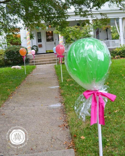 Candy Themed Party from Margot Madison