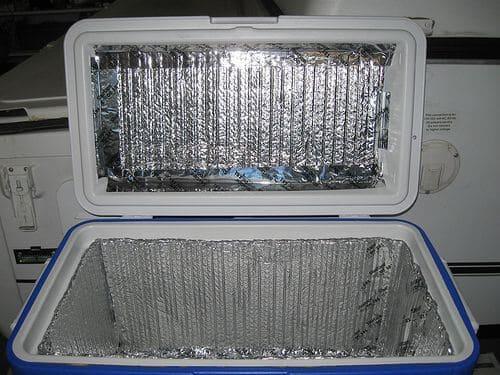 DIY Cooler Liner by DesertUSA