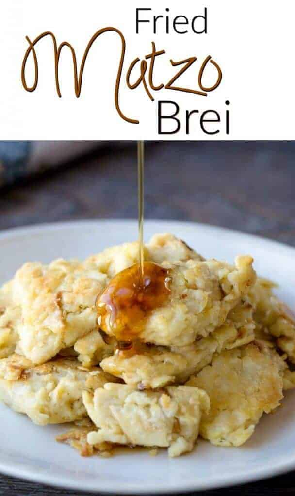 Fried Matzo Brei
