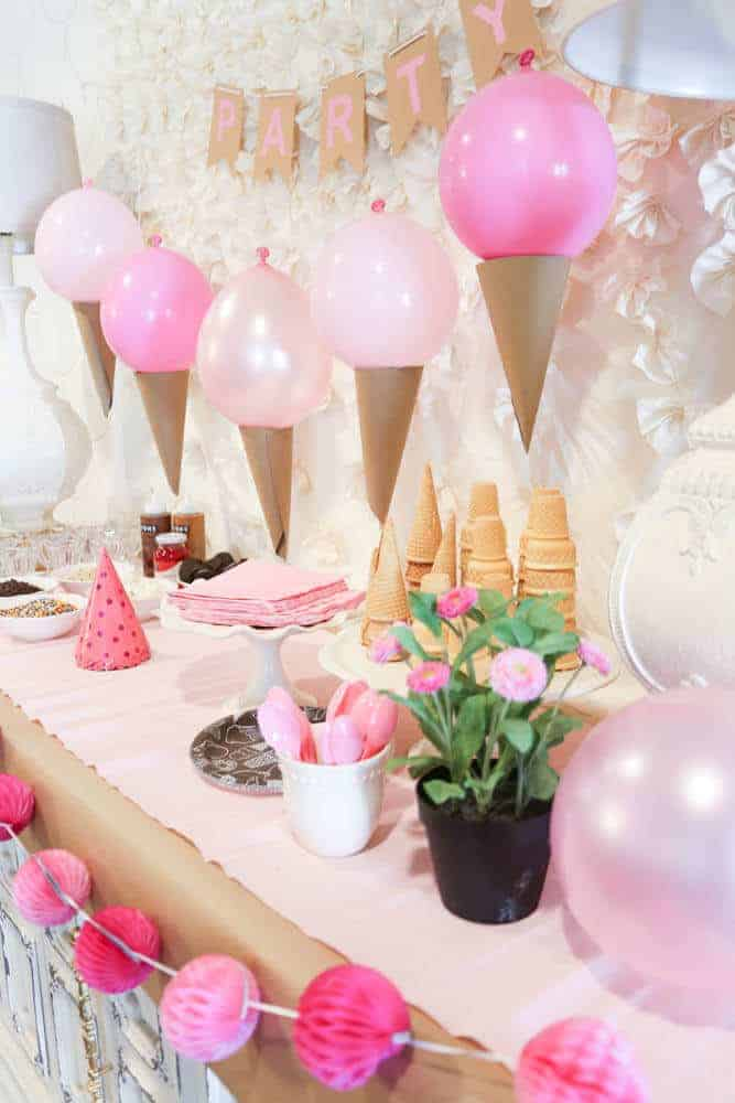 Classy outdoor christmas decorations ideas - The Best Party Decor Ideas On Pinterest Princess Pinky Girl