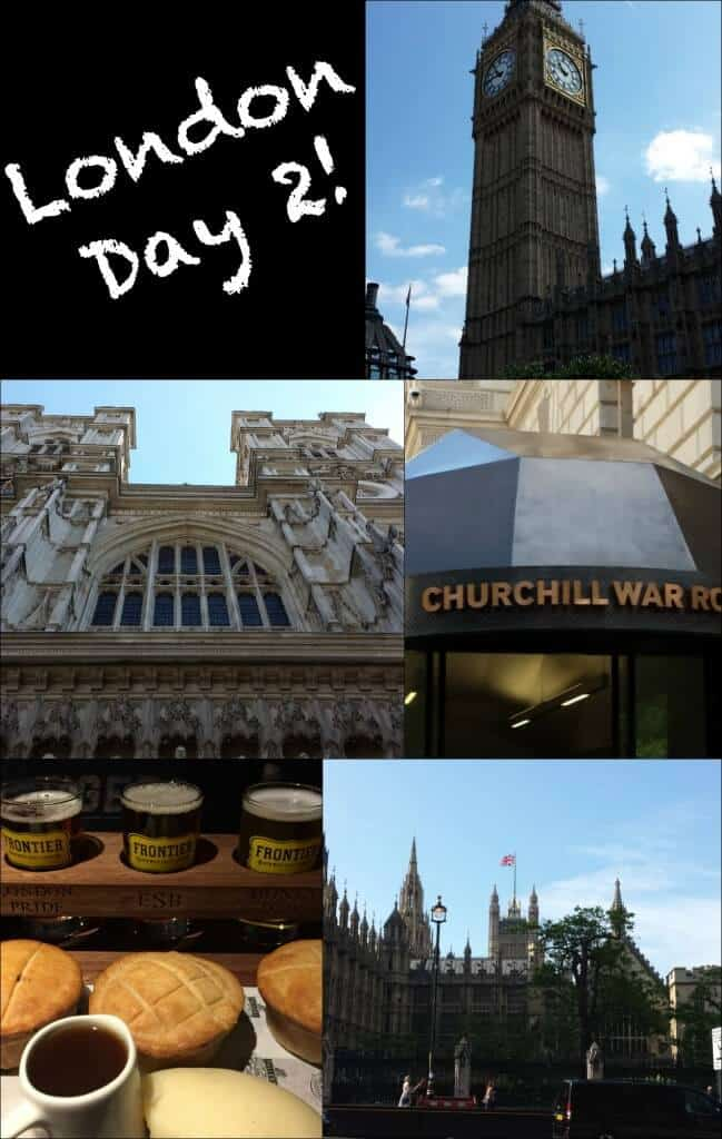 London Day 2