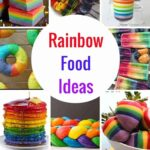 The Best Rainbow Food Ideas on Pinterest