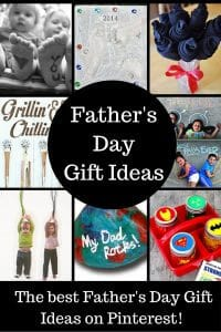 The Best Father's Day Gift Ideas on Pinterest