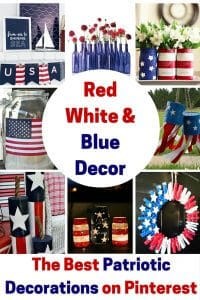 12 Red White and Blue Decoration Ideas