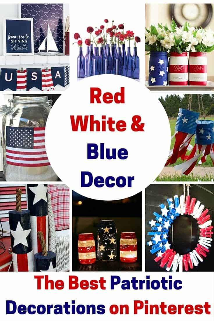 12 red white and blue decoration ideas princess pinky girl