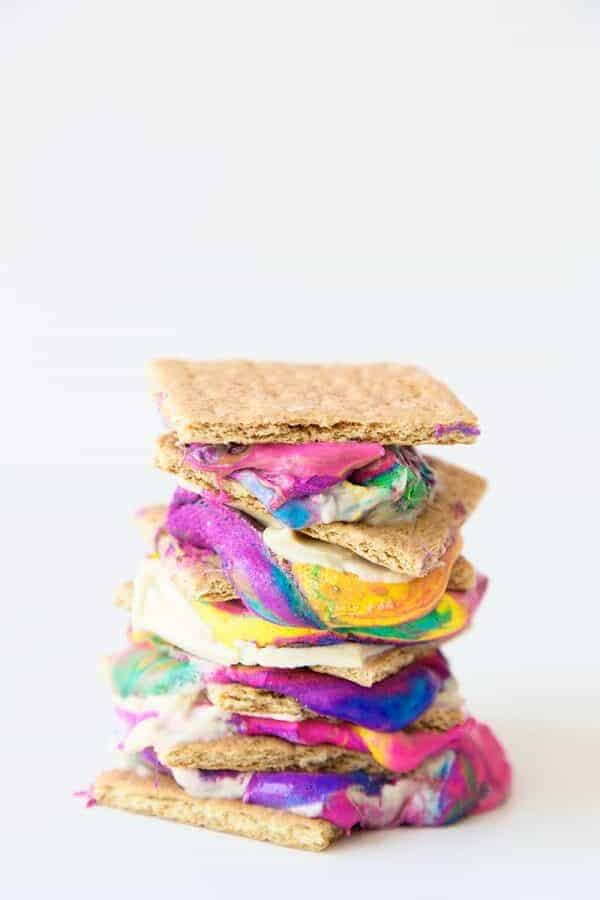 Tie Dyed Smores by Studio DIY