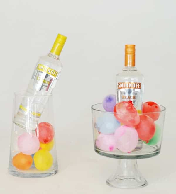 Keep Drinks Cold with Frozen Balloons and other great party hacks   A Subtle Revelry