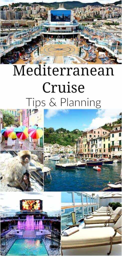A Mediterranean Cruise allows you to see a lot of places in a short amount of time.  This Mediterranean Cruise Review will walk you through France, Italy, Spain, Great Britain and help you know if a Mediterranean Cruise is right for you!