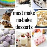 Top No-Bake Desserts on PInterest