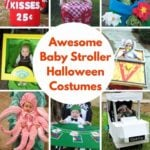 Baby Stroller Halloween Costumes | Princess Pinky Girl