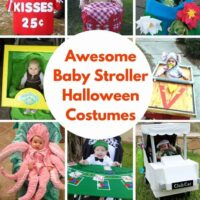 Awesome Baby Stroller Halloween Costumes