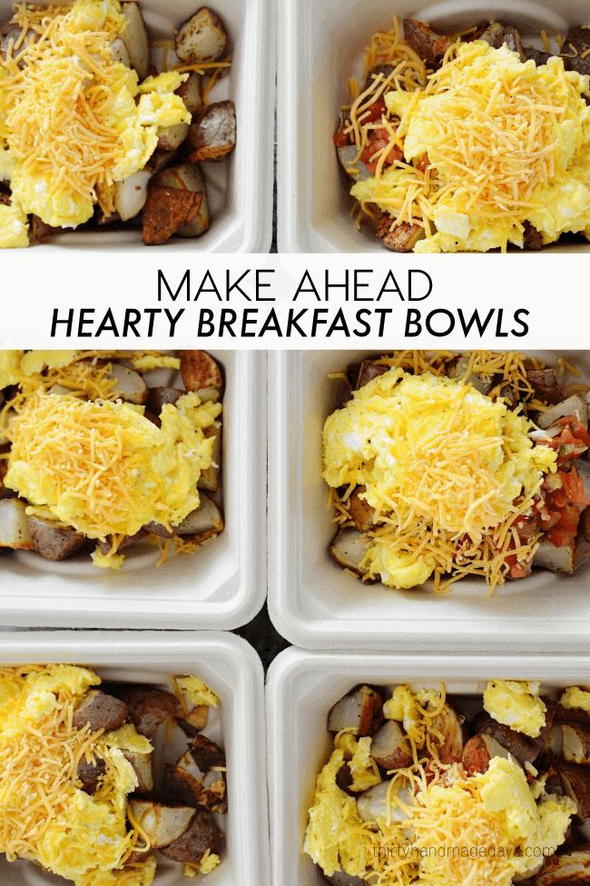 Breakfast Bowls | 30 Handmade Days