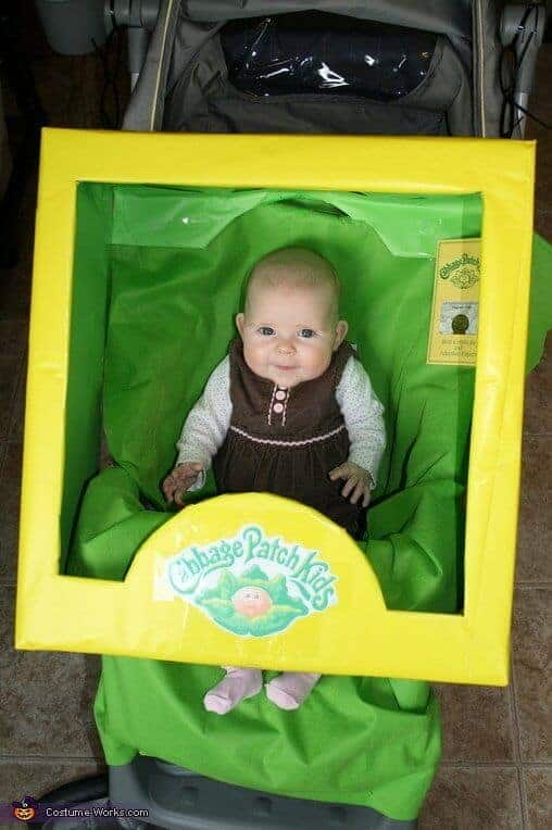 Cabbage Patch Kid Stroller Costume | Costume Works