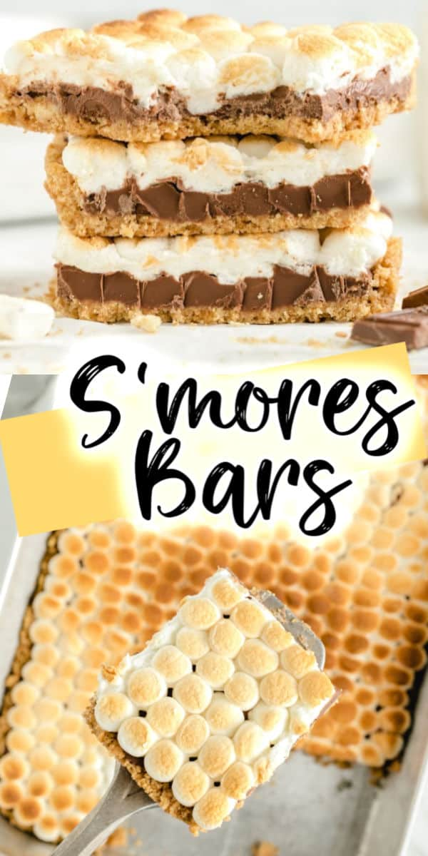 Pinterest 600 x 1200 - s'mores bars copy 2