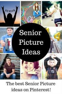 The Best Senior Picture Ideas