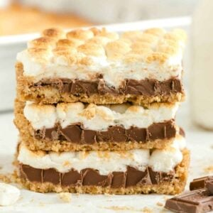 S'mores Bars square featured