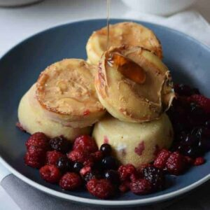 Maple Pancake Poppers