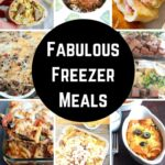 Freezer Meals to the Rescue! Dinner just got easier with these ideas for delicious freezer meals!