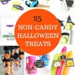 25 Non-Candy Halloween Treat Ideas