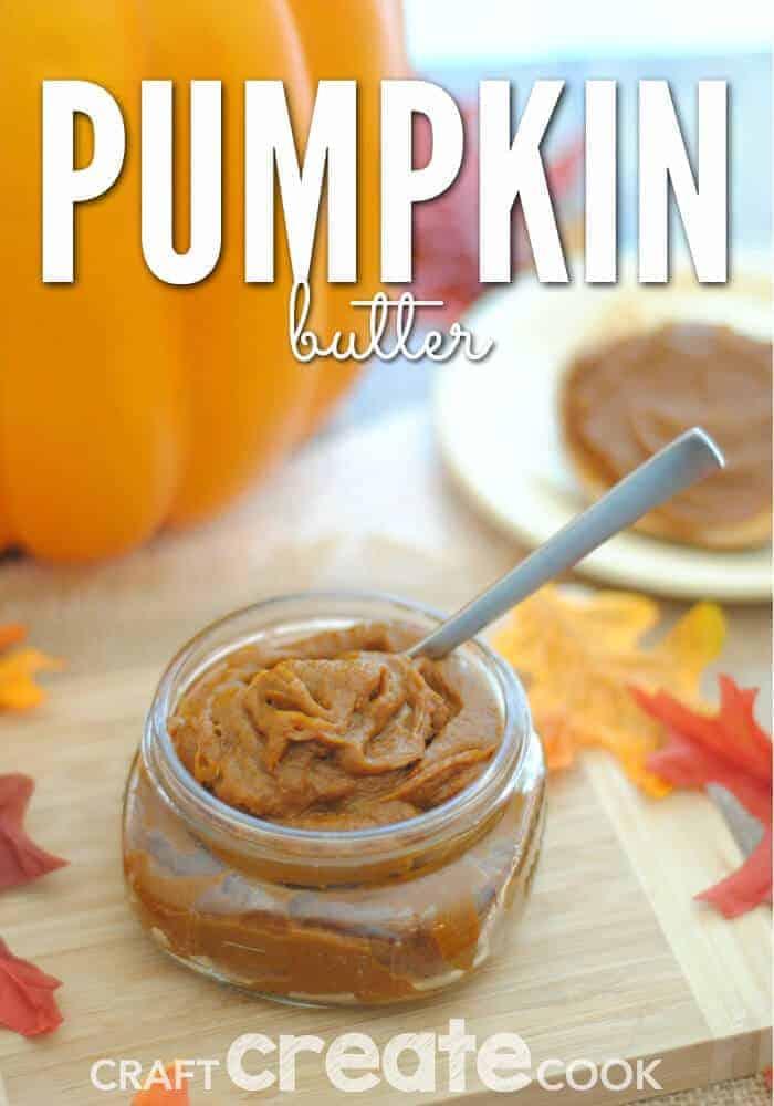 How to make pumpkin butter