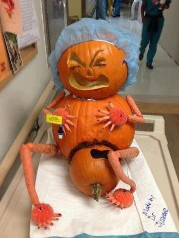 pumpkin birth