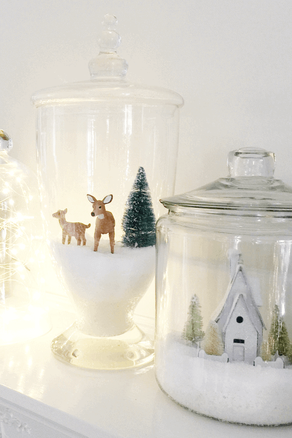 Christmas Jars by The Idea Room