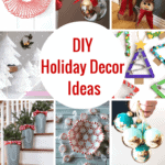 DIY Holiday Decor Ideas by Princess Pinky Girl