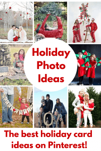 Holiday Photo Ideas