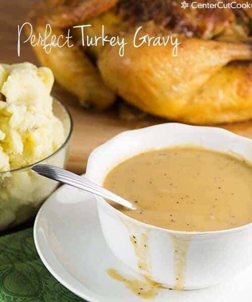 Perfect Turkey Gravy by Center Cut Cook