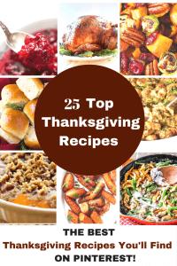 25 Top Thanksgiving Recipes