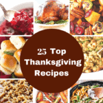 Thanksgiving Recipes square image