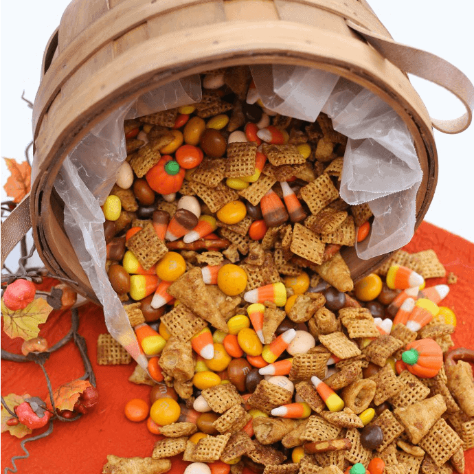 Pumpkin Spice Chex Mix and Pumpkin Pie Recipes and Pumpkin Pie Flavored Recipes!