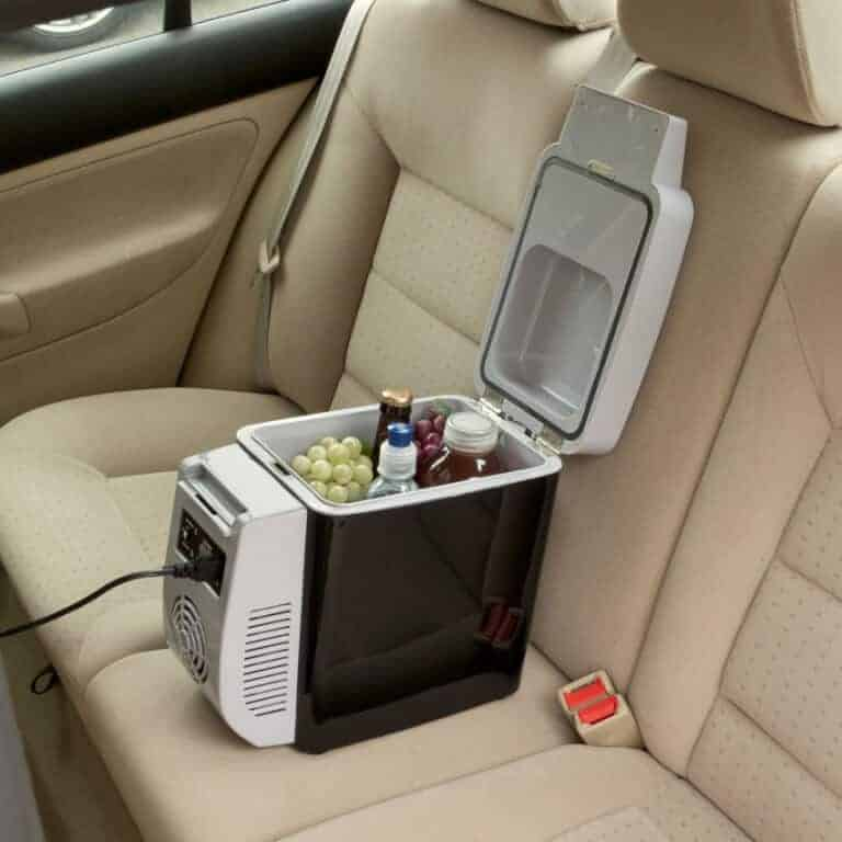 Car Fridge via Amazon
