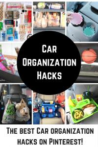 12 Cool Car Organization Hacks