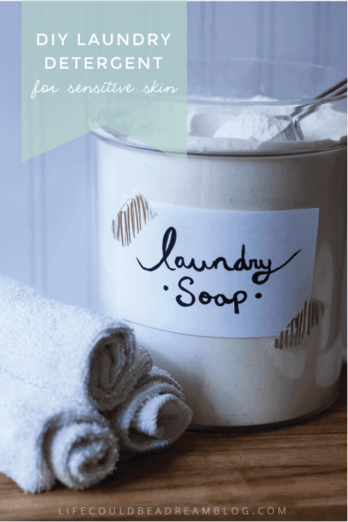 Make your own laundry detergent with One Green Planet