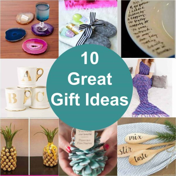 Great gift ideas for everyone on your list