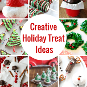 The Most Creative Holiday Treats on Pinterest