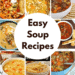 The Easiest Soup Recipes Around