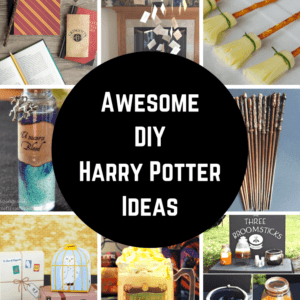 The Ultimate Collection of Harry Potter Ideas