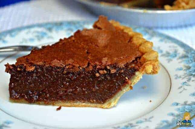 How to make old fashioned chess pie