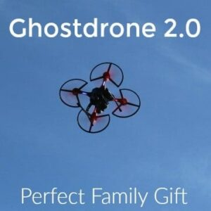 Ghostdrone 2.0 – A great family gift!