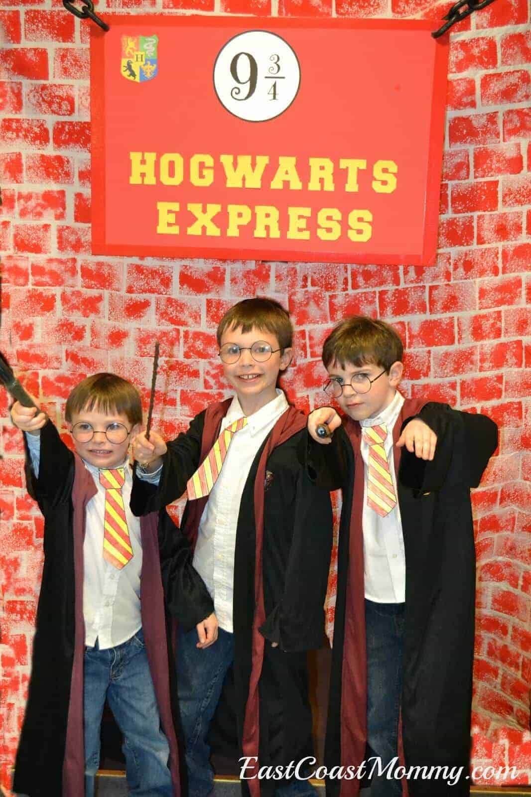 http://www.desumama.com/harry-potter-party-part-two/