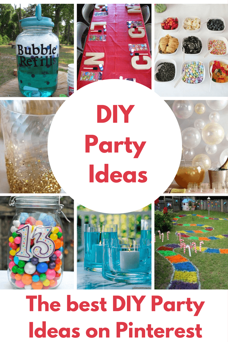 best-diy-party-ideas-on-pinterest
