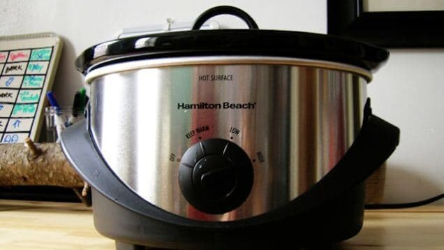Crockpot as a Humidifier | Cold and Flu Hacs