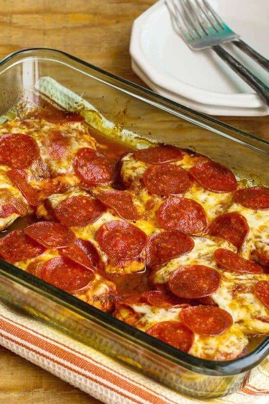 California Pizza Kitchen Pepperoni Pizza my favorite low carb recipes - princess pinky girl