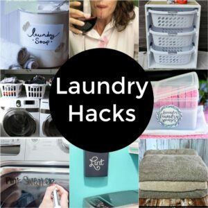 The Smartest Laundry Hacks Around