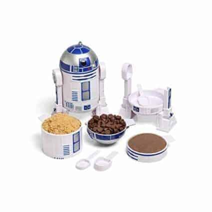 R2D2 Measuring Set | Star Wars Crafts, Recipes and Gift Ideas