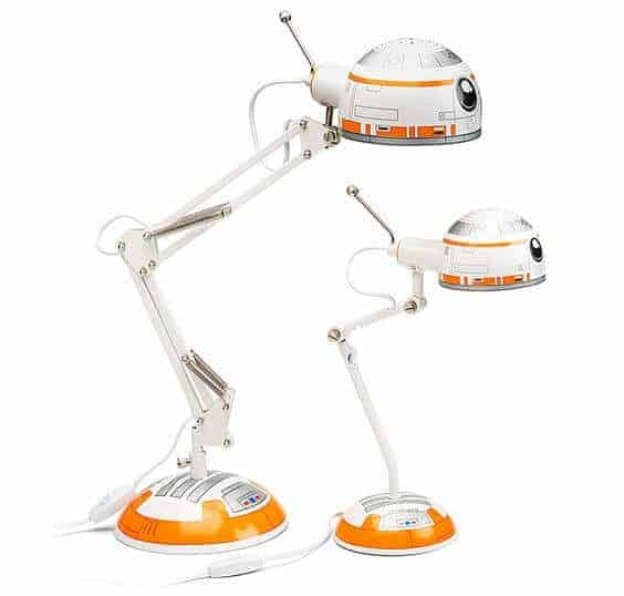 Star Wars BB-8 Architectural Desk Lamp | Star Wars Crafts, Recipes and Gift Ideas