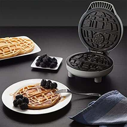 Star Wars Death Star Waffle Maker | Star Wars Crafts, Recipes and Gift ideas